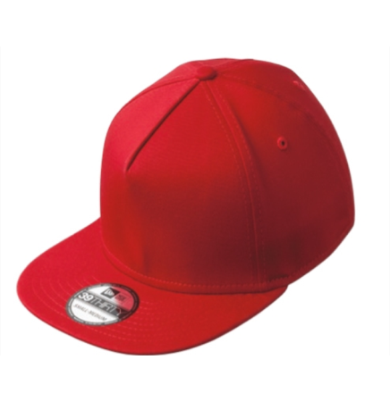 New Era Flat Bill Stretch Cap