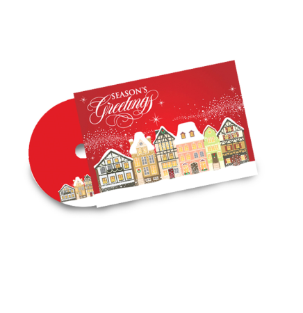 CD Greeting Cards