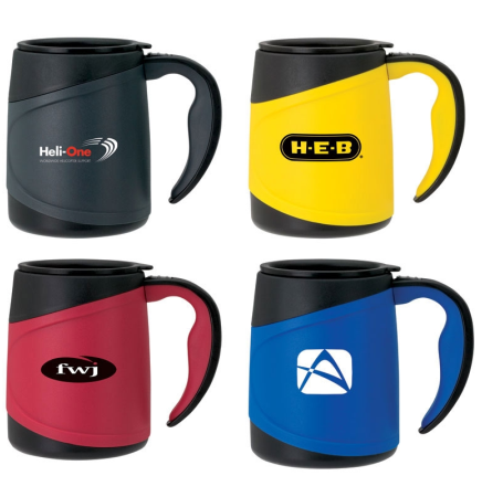 15 oz. Microwave & Dishwasher Safe Mug
