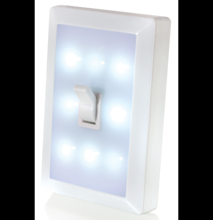 Light Switch Shaped Night Light