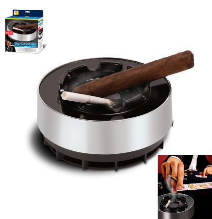 Vaporizer Battery Operated Smokeless Ashtray