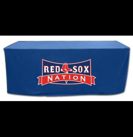 6' Fitted Table Cover - Full Color