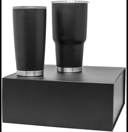 Glacier Matte Black Select Gift Set