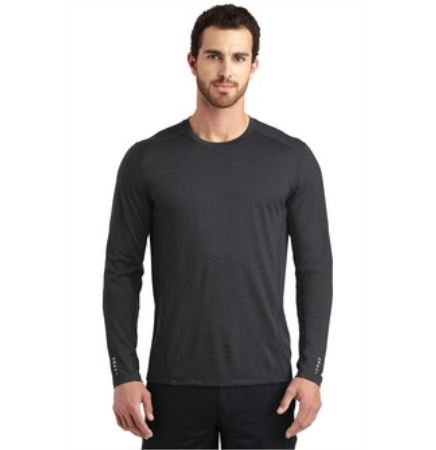 OGIO® Endurance Long Sleeve Pulse Crew Shirt