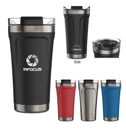16 Oz. Otterbox® Elevation® Stainless Steel Tumbler