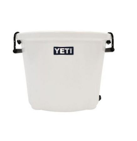 YETI® Tank® 45 - White Ice Bucket