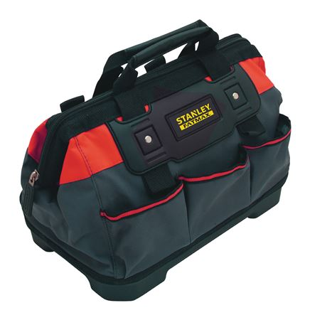 "Stanley Tools 14"" FATMAX Open Mouth Tool Bag"