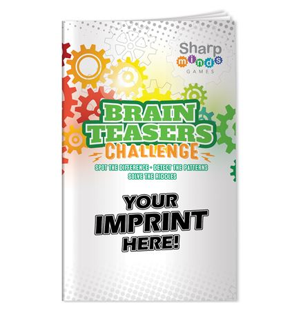 Sharp Minds™ Games - Brain Teasers Challenge