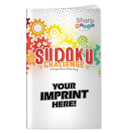 Sharp Minds™ Games - Sudoku Challenge